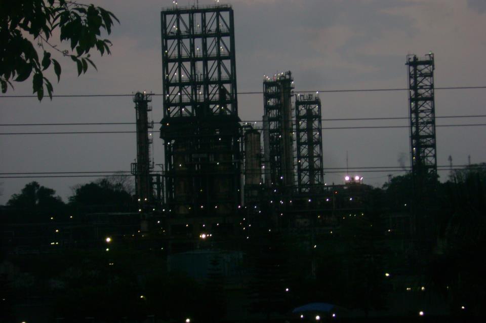 Oldest Refinery, Digboi, Assam