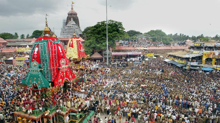 Puri Dham, Odisha