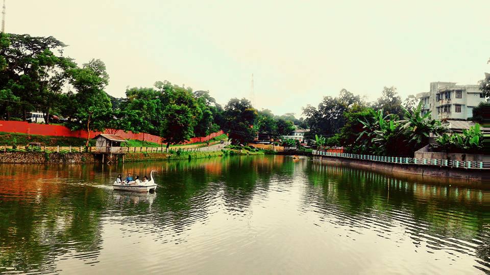 Haflong Lake, Assam