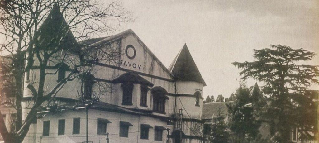 Savoy Hotel in Mussoorie