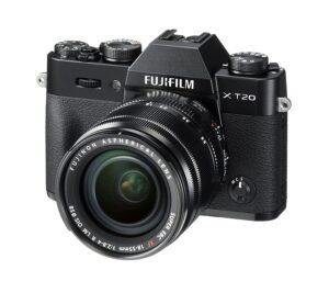 Best Fuji Mirrorless camera for beginners
